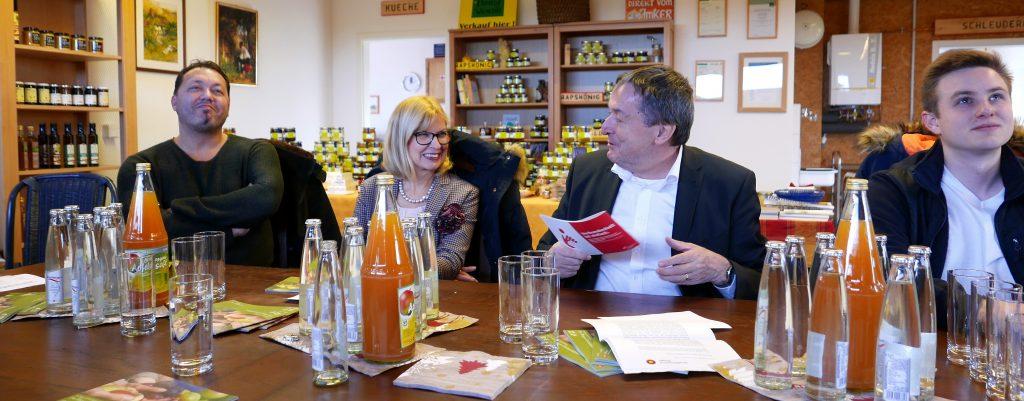Dr. Theophil Gallo und Annelie Faber-Wegener