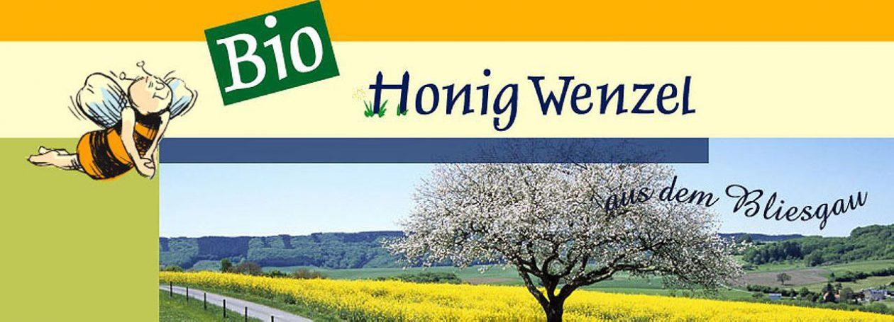 Biohonig Wenzel und Bliesgau-Honig