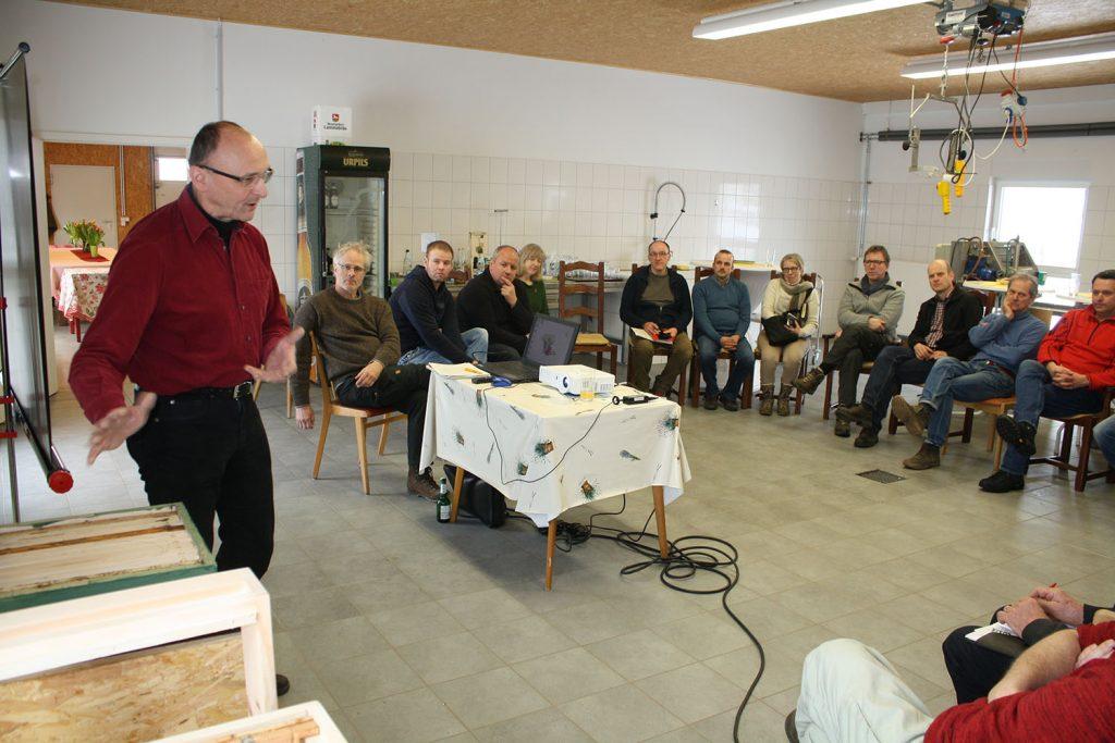 Bioland-Imkertreffen Rheinland-Pfalz - Saarland