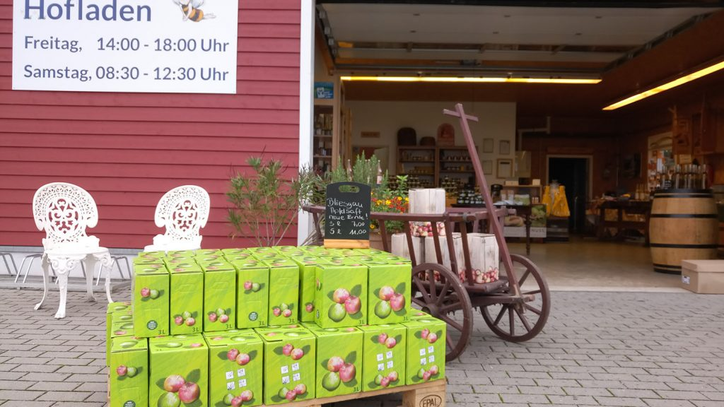 Bliesgau-Apfelsaft